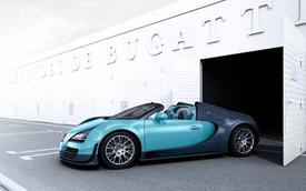 """Chỉ còn 50 chiếc siêu xe Bugatti Veyron""""đập hộp"""" chưa có chủ"""