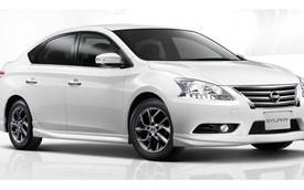 Nissan Sylphy SV thể thao hơn ra mắt tại Thái Lan
