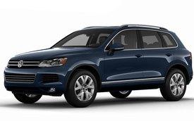 SUV hạng sang Volkswagen Touareg có phiên bản đặc biệt mới