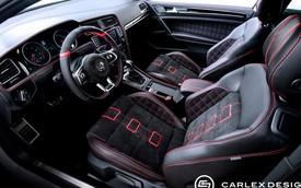 Nội thất của Volkswagen Golf GTI chưa bao giờ sang và đẹp thế