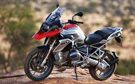 "R1200GS - ""Thần tài"" của BMW"