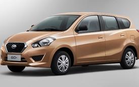 Datsun Go+ - Xe siêu rẻ cho thị trường đang nổi
