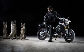 Valentino Rossi giới thiệu xe naked bike đặc biệt của Yamaha