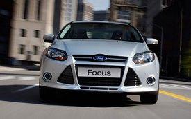 Ford lại khẳng định Focus bán chạy nhất thế giới