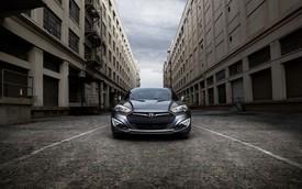 Hyundai Genesis Coupe 2014: Thay đổi công nghệ và trang thiết bị