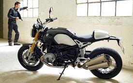 BMW công bố giá hàng loạt môtô đời mới