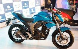 Suzuki Gixxer 150 - Thách thức mới của Honda CBR150R