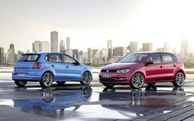Volkswagen Polo 2014: Khó nhận ra điểm khác biệt
