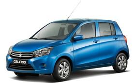 Suzuki Celerio - Xe toàn cầu giá rẻ mới