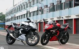 Kawasaki ra mắt Ninja 250cc mới cho châu Á