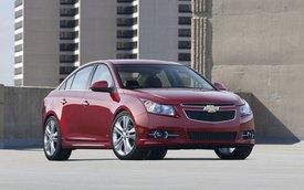 GM lặng lẽ ngừng phân phối Chevrolet Cruze 1.4 Turbo