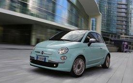 Fiat 500 2014: Động cơ và bản trang bị mới