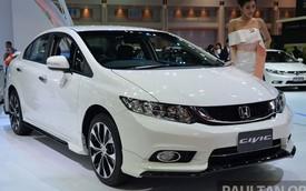 Cận cảnh Honda Civic phiên bản mới