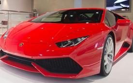 Huracan có thể là xe bán chạy nhất trong lịch sử Lamborghini