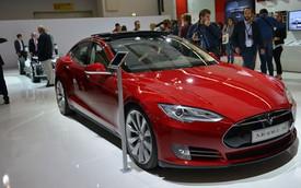 Tesla tự tin về doanh số bán hàng của Model S tại Âu-Á