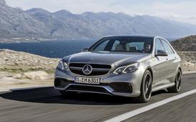 Thông tin đầu tiên về Mercedes-Benz E-Class 2016