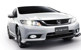 Honda giới thiệu Civic phiên bản mới thể thao hơn