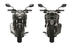 Honda CBR300R phiên bản naked bike lộ diện