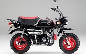 Honda Monkey Kunamon - Xe máy siêu tiết kiệm xăng
