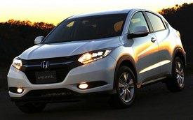 Xe giá rẻ Honda Vezel có thêm tên mới