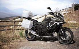 VFR1200X Crosstourer 2014 - Xe adventure đắt nhất của Honda