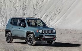 Jeep Renegade 2015 - Thách thức mới của Nissan Juke