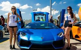 Ngắm xe đẹp và gái xinh tại sự kiện của Ultimate Auto