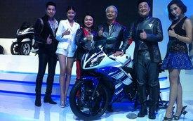 Yamaha YZF-R15 2.0 2014 sẽ được phân phối tại Việt Nam