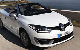 Renault Megane Coupe-Cabriolet 2014: Cửa sổ trời rộng nhất phân khúc