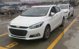 Chevrolet Cruze thế hệ mới bất ngờ lộ diện