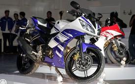 Xe sắp về Việt Nam Yamaha R15 2.0 2014 cực đắt khách