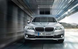 BMW lặng lẽ ra mắt 520i AT mới