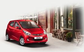 Hyundai Eon 2014: Mạnh hơn với động cơ mới