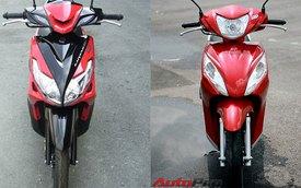 Yamaha Luvias FI và Honda Vision FI: Chọn xe nào trong khoảng giá dưới 30 triệu Đồng?