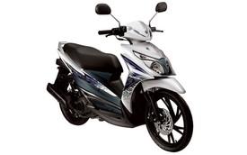 Suzuki ngừng sản xuất xe ga Hayate