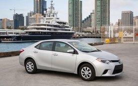"""Toyota phản pháo Ford: """"Corolla mới là xe bán chạy nhất thế giới"""""""