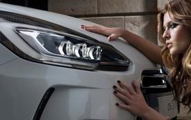 Xe nhỏ tiền tỷ Citroen DS3 2014: Nhấn mạnh vào đèn pha hiện đại