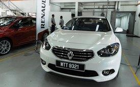 Renault lắp ráp xe tại Malaysia để vươn ra Đông Nam Á