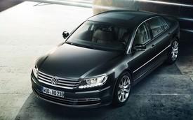 Xe sang Volkswagen Phaeton mới sẽ giảm nửa giá