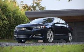 Chevrolet Impala 2015: Thêm công nghệ tiết kiệm nhiên liệu