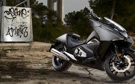 Honda NM4 Vultus mới ra mắt tại lễ hội hóa trang