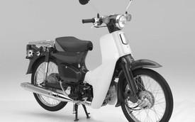 Honda Super Cub - Xe đầu tiên được đăng ký nhãn hiệu bằng ảnh 3D