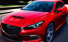Mazdaspeed3 thế hệ mới sẽ không chịu thua Honda Civic Type-R 2015