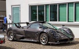 Pagani Zonda 760 LM - Siêu xe độc nhất gắn đèn pha Le Mans