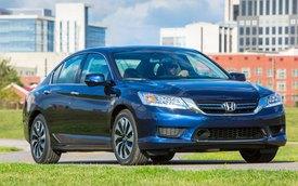 "Honda Accord Hybrid 2014 bị gọi là ""thảm họa"""