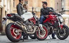 Ducati trình làng Monster 821 hoàn toàn mới
