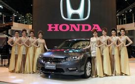 Honda Accord thế hệ mới sẽ đến Việt Nam vào cuối tháng 6