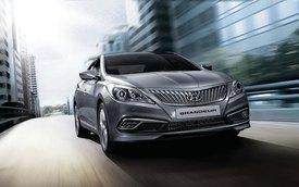 Hyundai Azera 2015: Lần đầu tiên có động cơ diesel