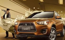Mitsubishi Outlander Sport 2015 đặt chân đến Đông Nam Á