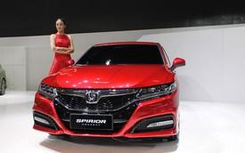Honda tận dụng phụ kiện Trung Quốc cho xe giá rẻ